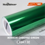 Mirror Chrome - Green