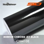 Mirror Chrome - Jet Black