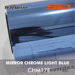 Mirror Chrome - Light Blue