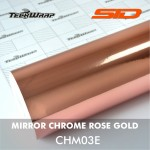 Mirror Chrome - Rose Gold