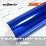 Mirror Chrome - Sapphire Blue
