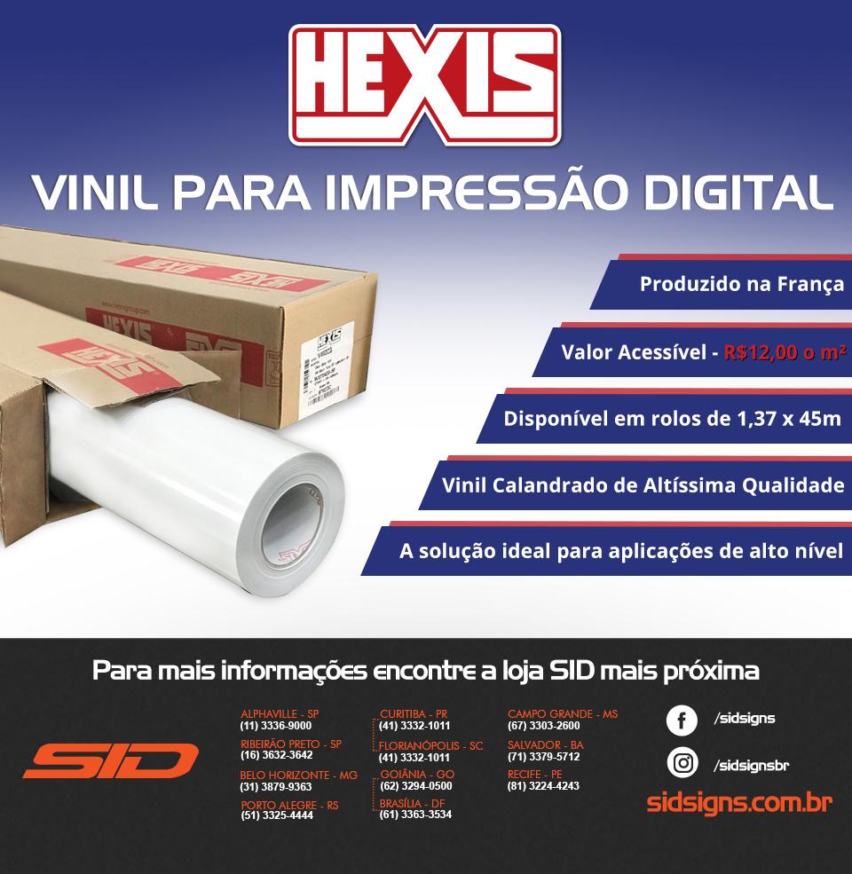 Impressao digital hexis 2